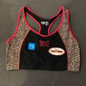 Everlast Cheetah Print Sports Bra.